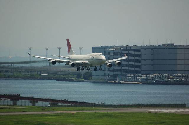 JAL Boeing747-400(JA8910) その2