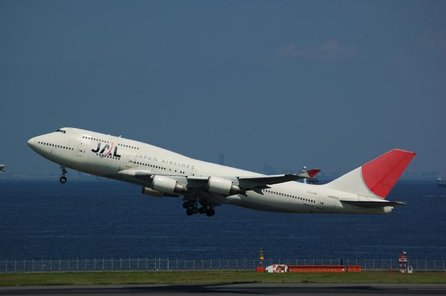 JAL Boeing747-400(JA8910) その4