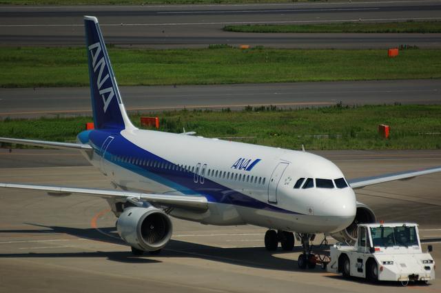 ANA Airbus A320-200(JA8396) その2