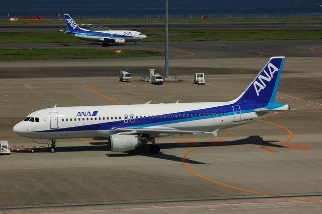 ANA Airbus A320-200(JA8396) その3