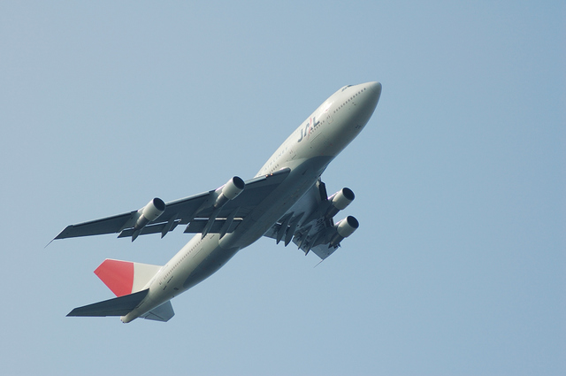 JAL Boeing747-300(JA813J)