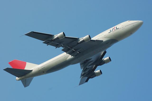 Boeing747-300(JA813J)