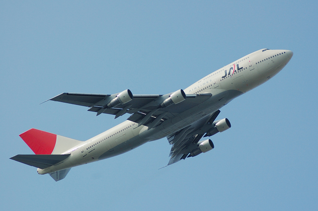 JAL Boeing747-146B/SUD(JA8170)