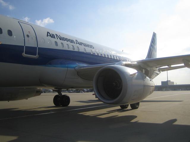 大分からのAirbus A320