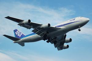 Boeing747-400 Approach