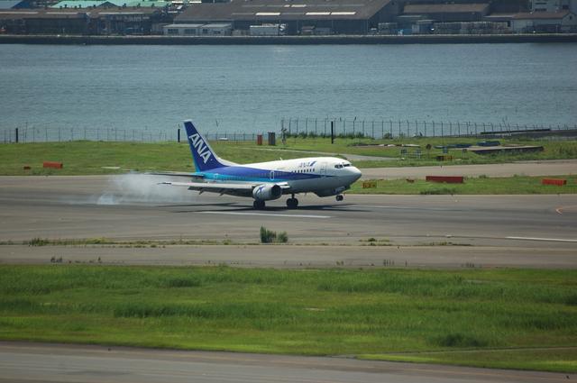 全日空 Boeing737