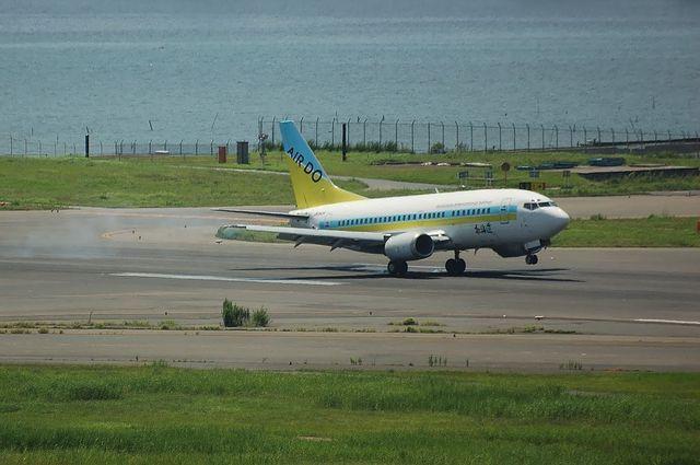 エア・ドゥ Boeing737-500