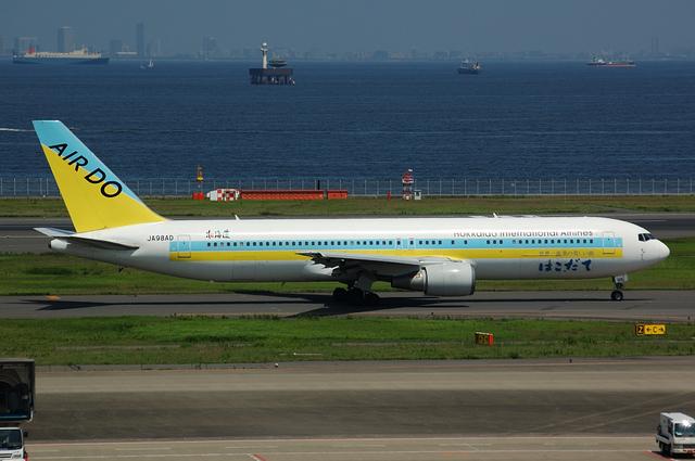 ADO Boeing767-300(JA98AD)