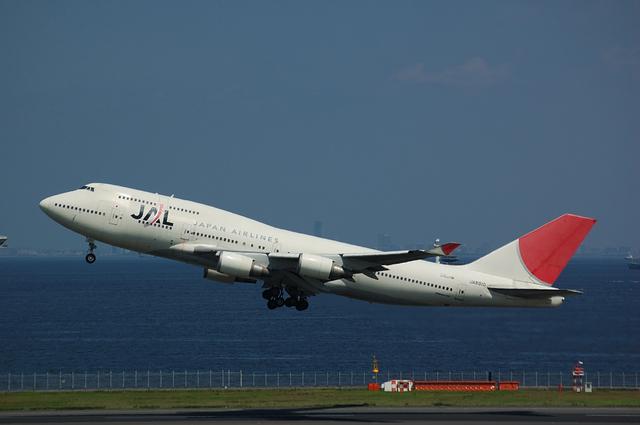 Boeing747-400(JA8910)