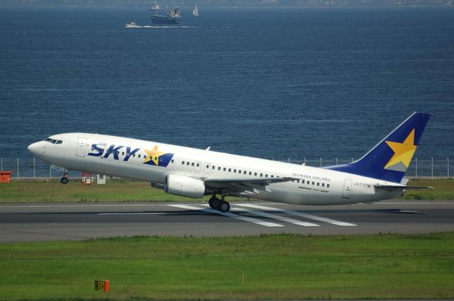 SKY Boeing737-800(JA737M)
