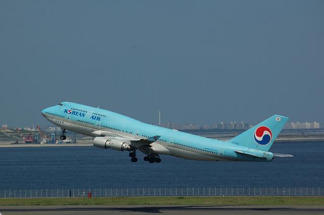 KOREAN AIR Boeing747-400 V2