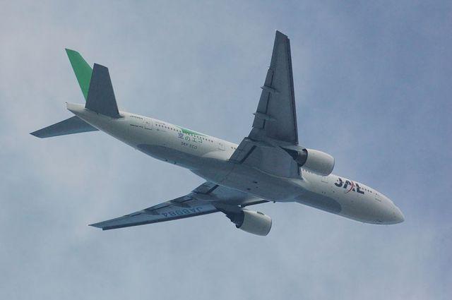 JAL Boeing777-200(JA8984) エコジェット