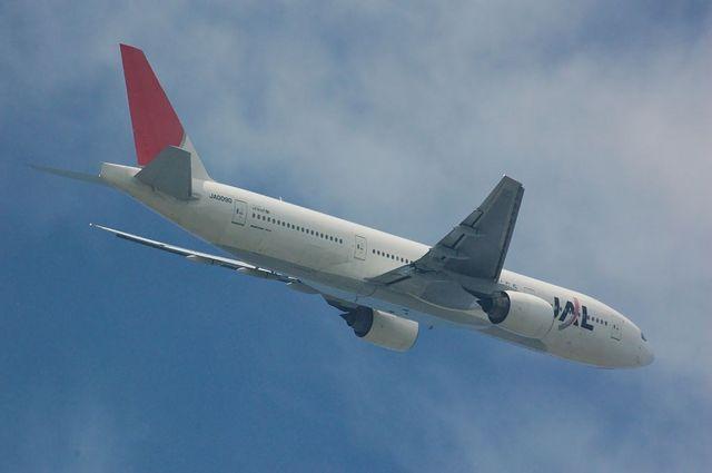 JAL Boeing777-200(JA009D)