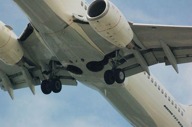 Boeing737 メインギア