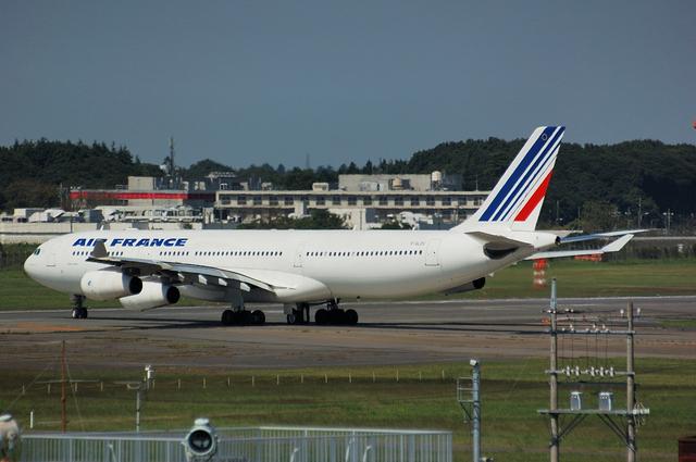 エール・フランス Airbus A340-300