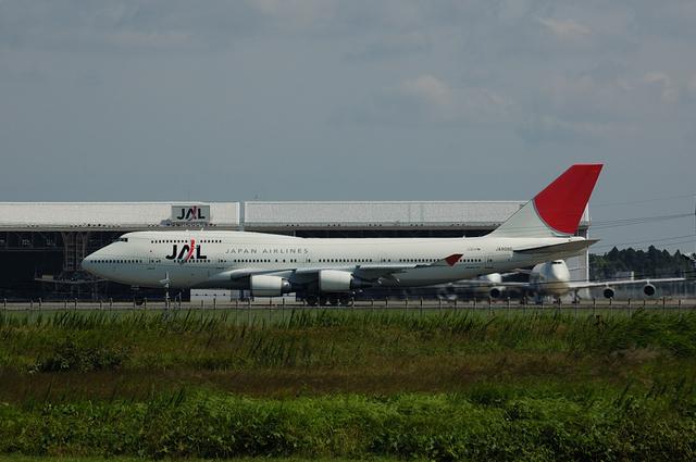 JAL Boeing747-400(JA8080)