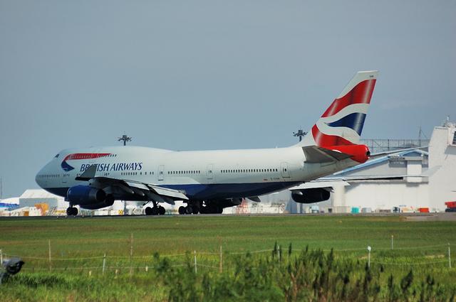 英国航空 Boeing747-400(G-CIYM)