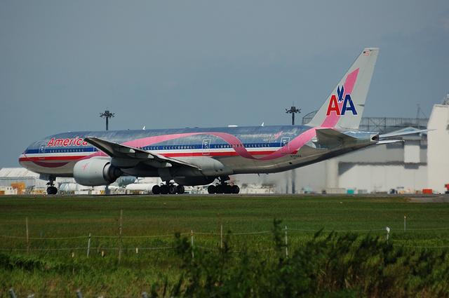 アメリカン航空 Boeing777-200ER