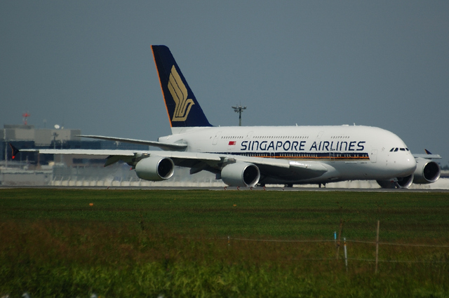 Airbus A380 その1
