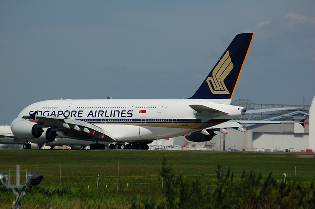 Airbus A380 その5