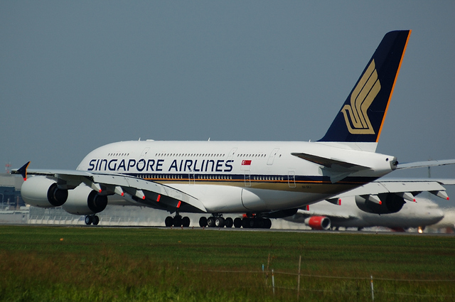 Airbus A380 その6