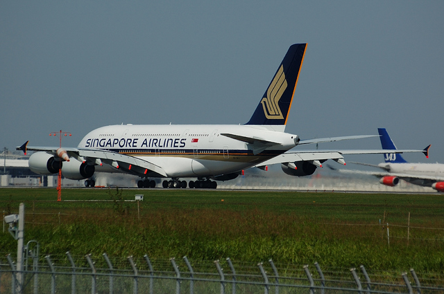 Airbus A380 その7
