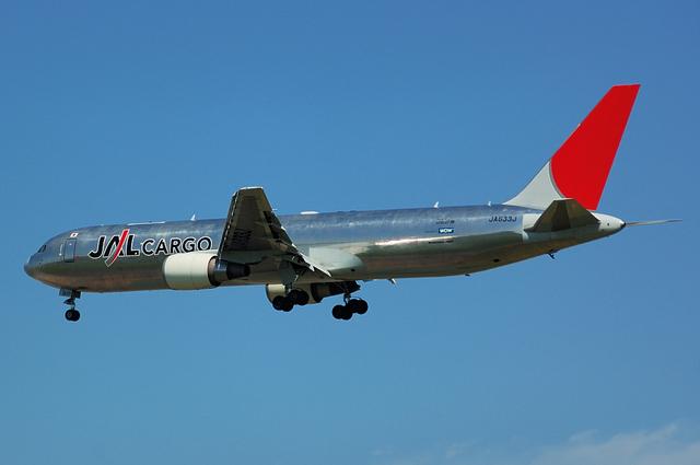 Boeing767-300F(ER) JA633J