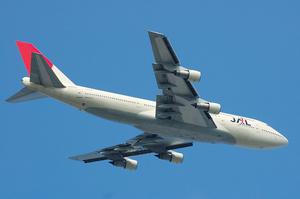 JAL Boeing747-300 JA813J
