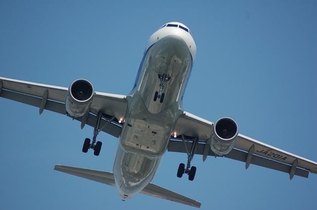 ANA Airbus A320-200(JA201A)