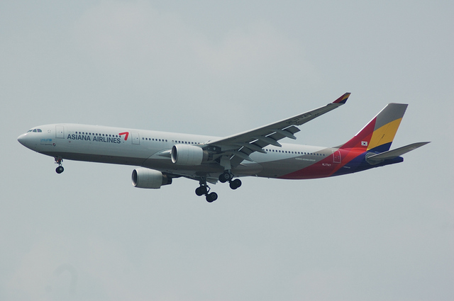 Asiana Airbus A330-300