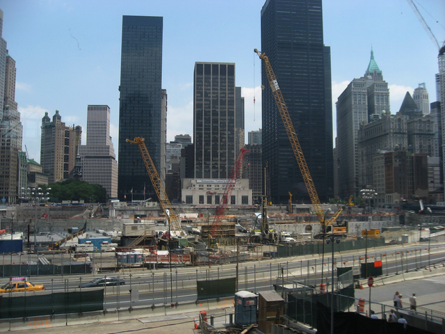 WTC跡地
