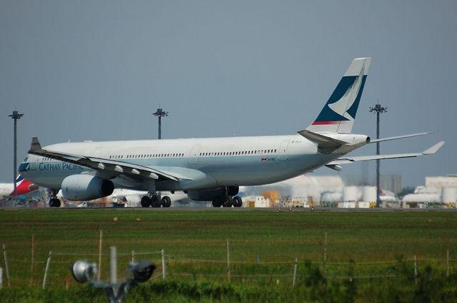 Airbus A330-300(B-HLK)