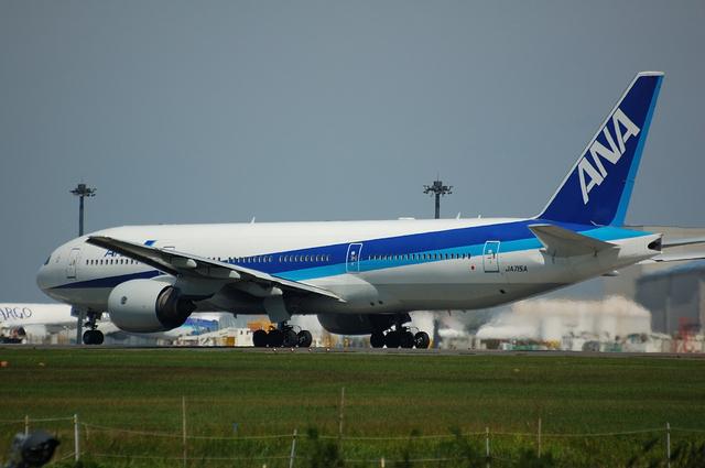 Boeing777-200ER(JA715A)