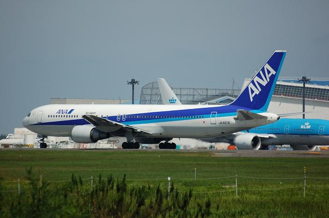 Boeing767-300ER(JA607A)