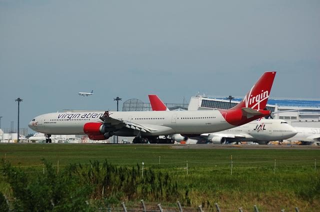 Airbus A340-600(G-VBUG)