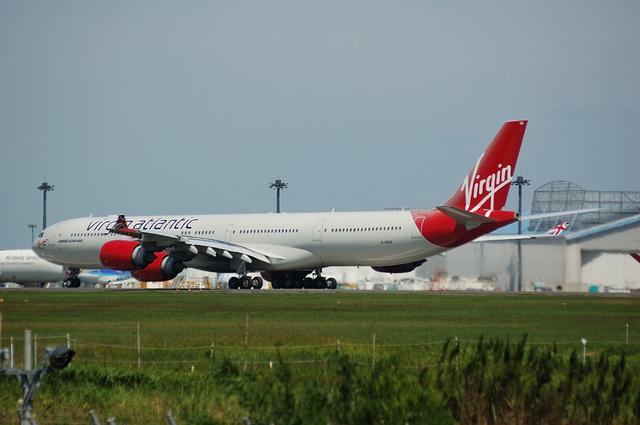 VS901便 Take Off