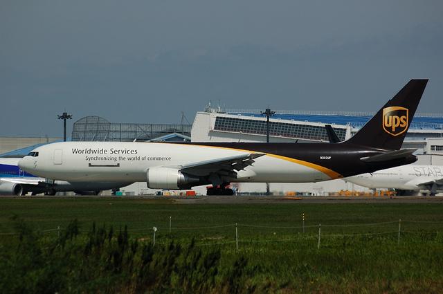UPS Boeing767-300F(ER)