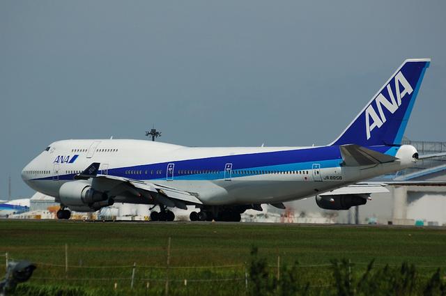 Boeing747-400(JA8958)