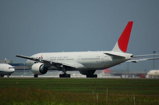 JAL Boeing777-200ER(JA707J)