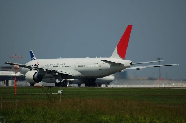 Boeing777-200ER Take Off