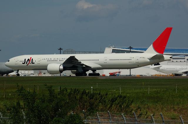 JAL Boeing777-300ER(JA739J)