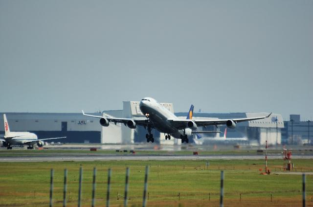 Lufthansa Airbus A340-300 No.1