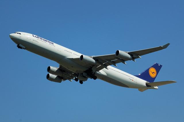 Lufthansa Airbus A340-300 No.3
