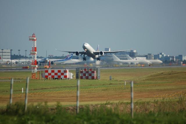 Airbus A330-300 ローテーション