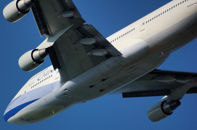 Boeing747-400(B-18206)