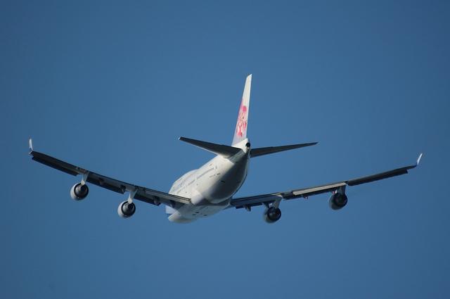 中華航空公司 Boeing747-400(B-18206)