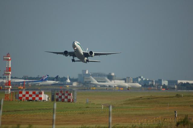 Alitalia Boeing777-200(ER) 2