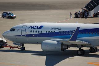 ANA Boeing737-700(JA09AN)  2
