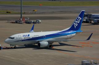 ANA Boeing737-700(JA09AN) 1