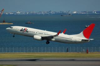 JAL Boeing737-800(JA308J)